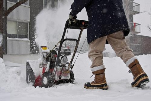 Residential Snow Removal Fargo